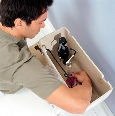Affordable toilet repair in Torrance, CA from the area's best plumbers.